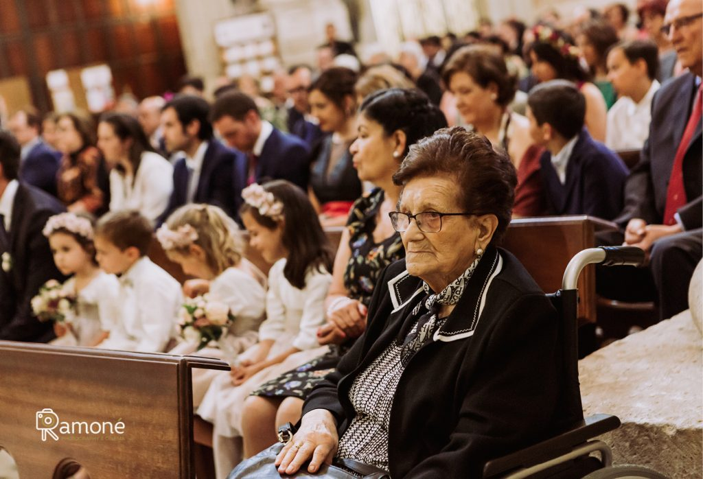 abuela novia