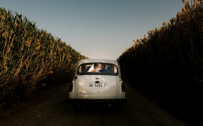 video de boda en asador la casona Miriam & Josué