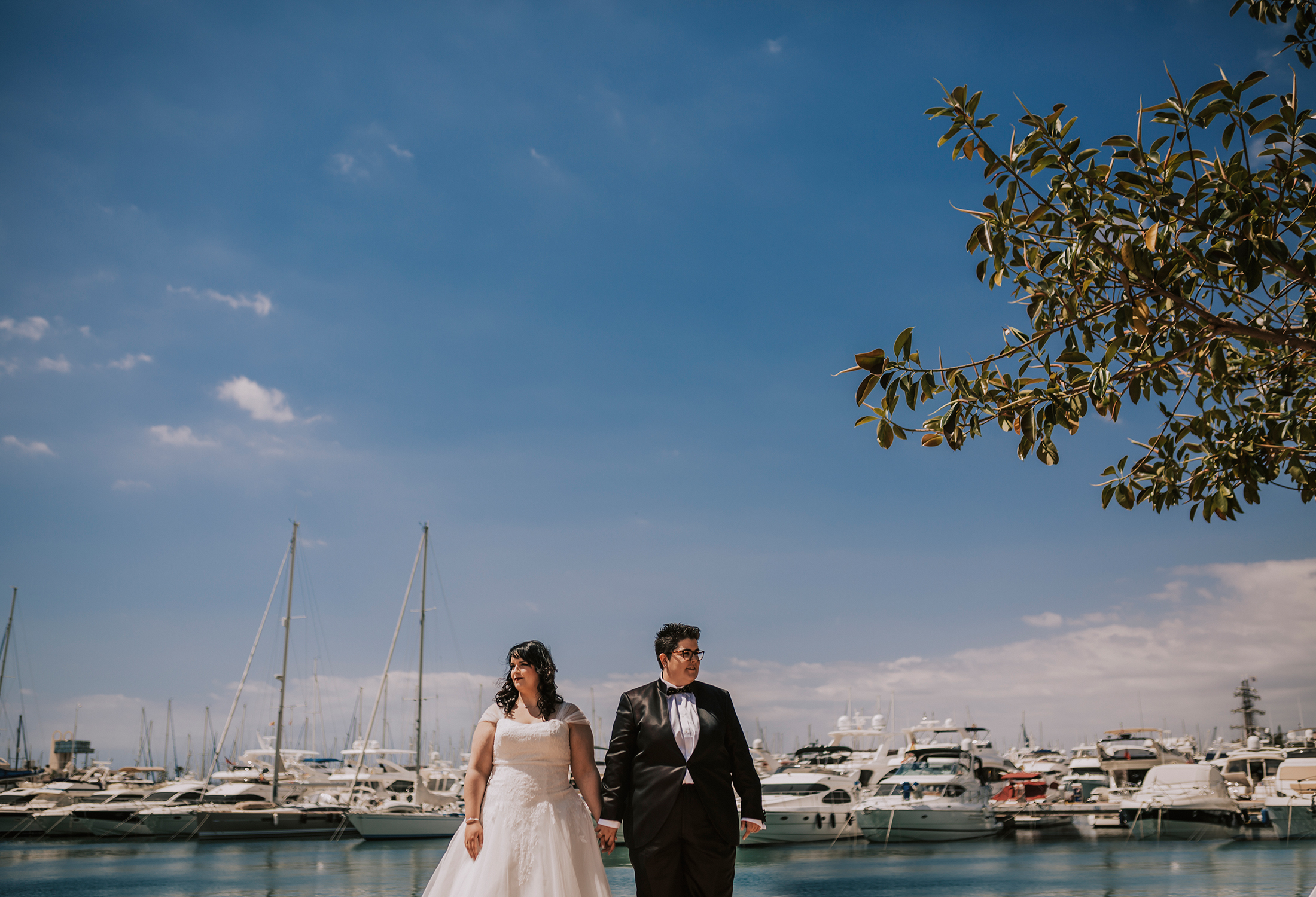 Vídeo de boda en Alicante – Teresa + patricia