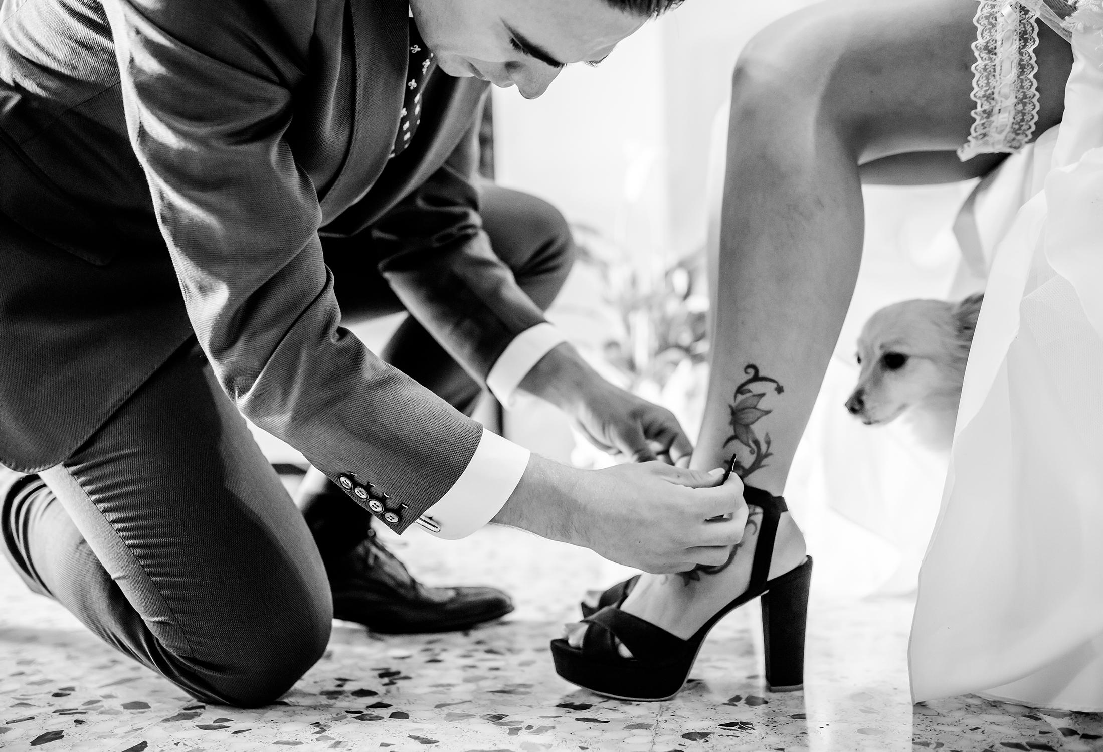 Fotógrafo bodas momentos