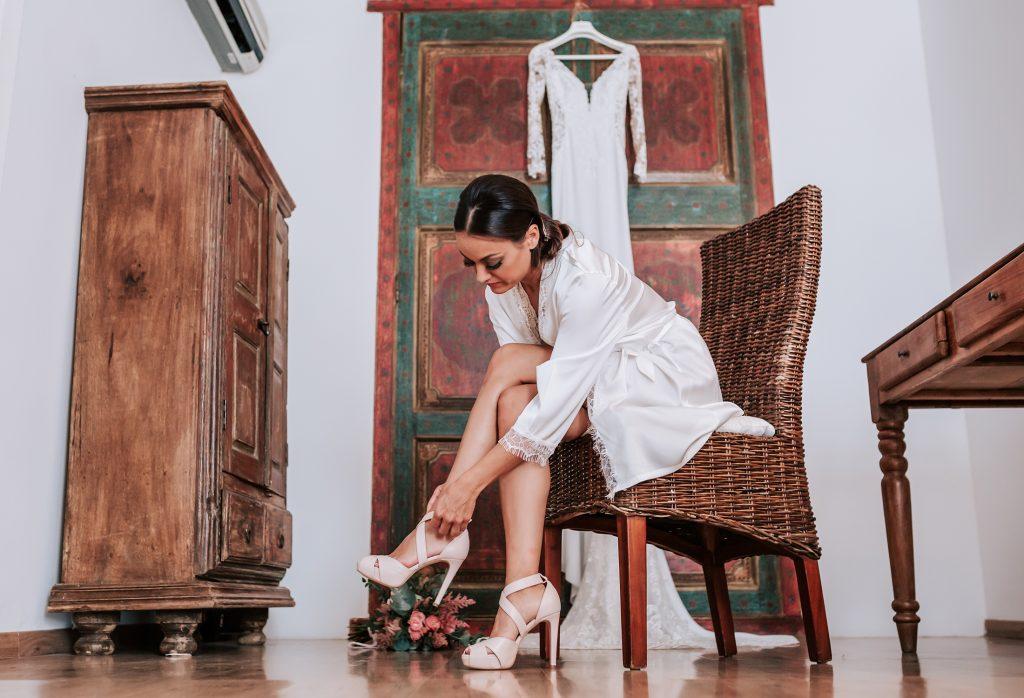 vestido de novia pronovias Alicante