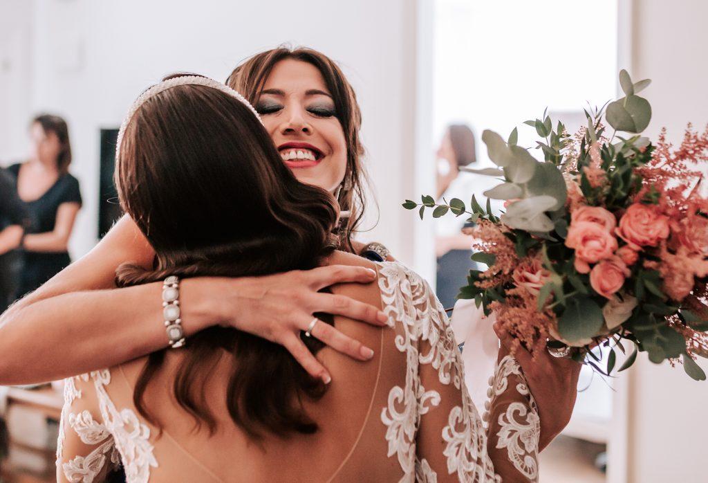 ramo de novia floristería margarita elche