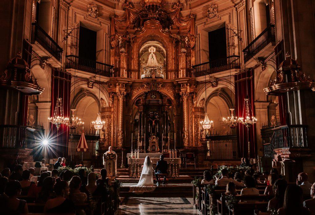 basílica Santa María Elche