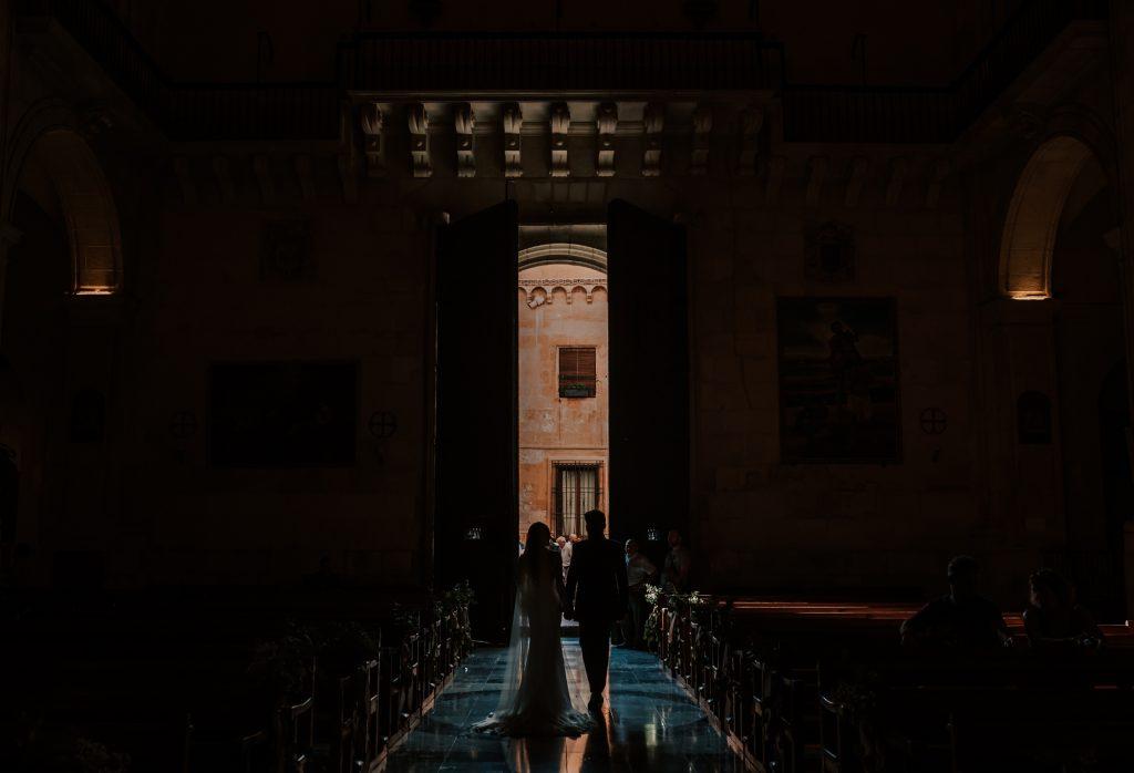 boda iglesia santa maria elche