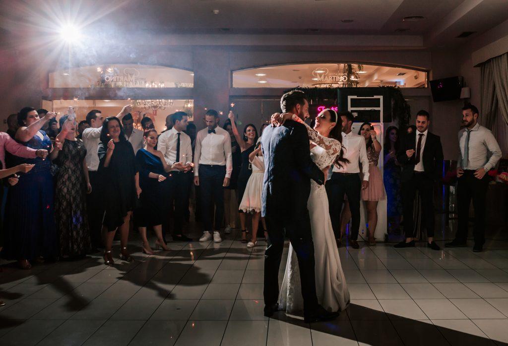 baile de novios boda