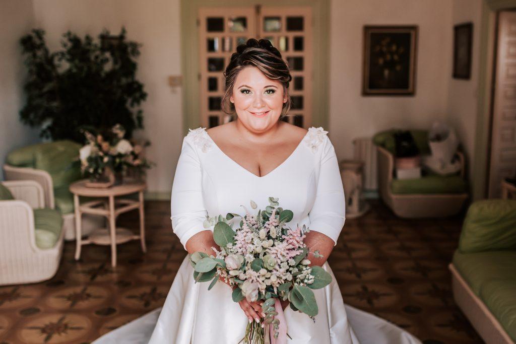 ramo de novia en novelda